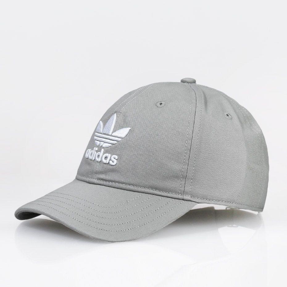 adidas Originals Trefoil Cap. Materiale: 100% Bomuld.