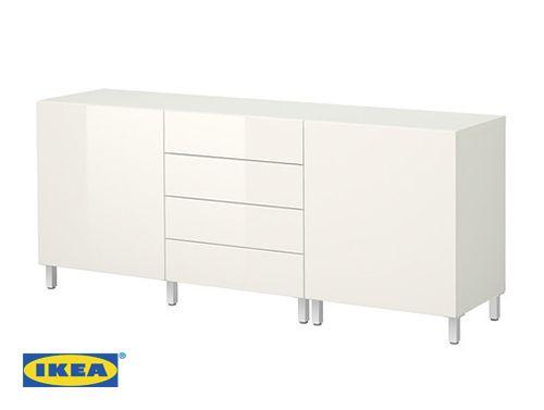 BESTA Storage At IKEA.