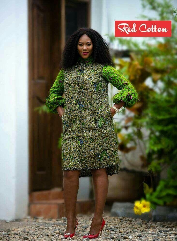 Pin von Elizabeth Bruce auf African outfits | Pinterest