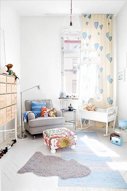 Kinderzimmer von klein Harry Wohnideen einrichten My sweet AJ - kinderzimmer klein idea