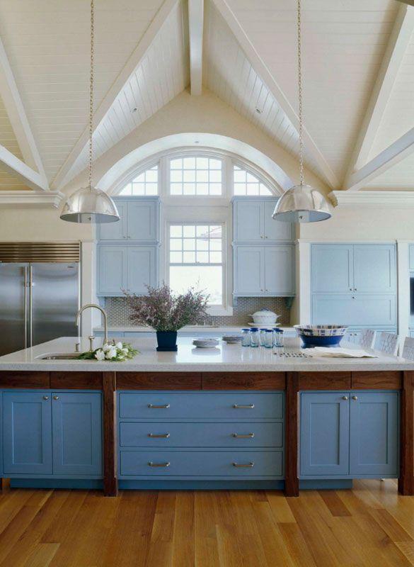 Blaue Küchenschränke Dies ist die neueste Informationen auf die ...