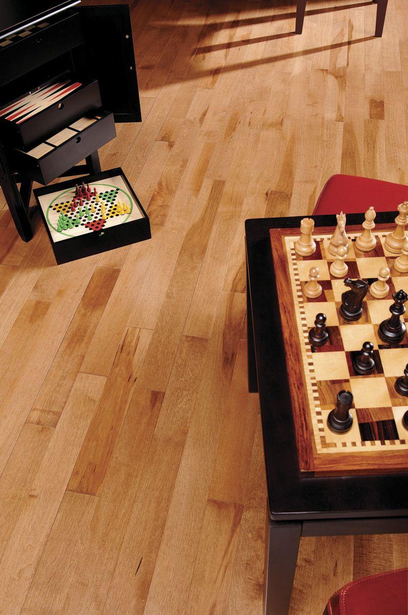 Eterna Hardwood Maple Floor Is FSC Certified Eco Home Design - Eterna hardwood flooring