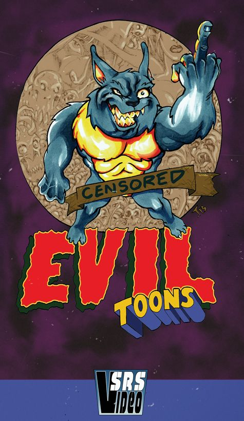 Evil Toons Evil See Movie Character