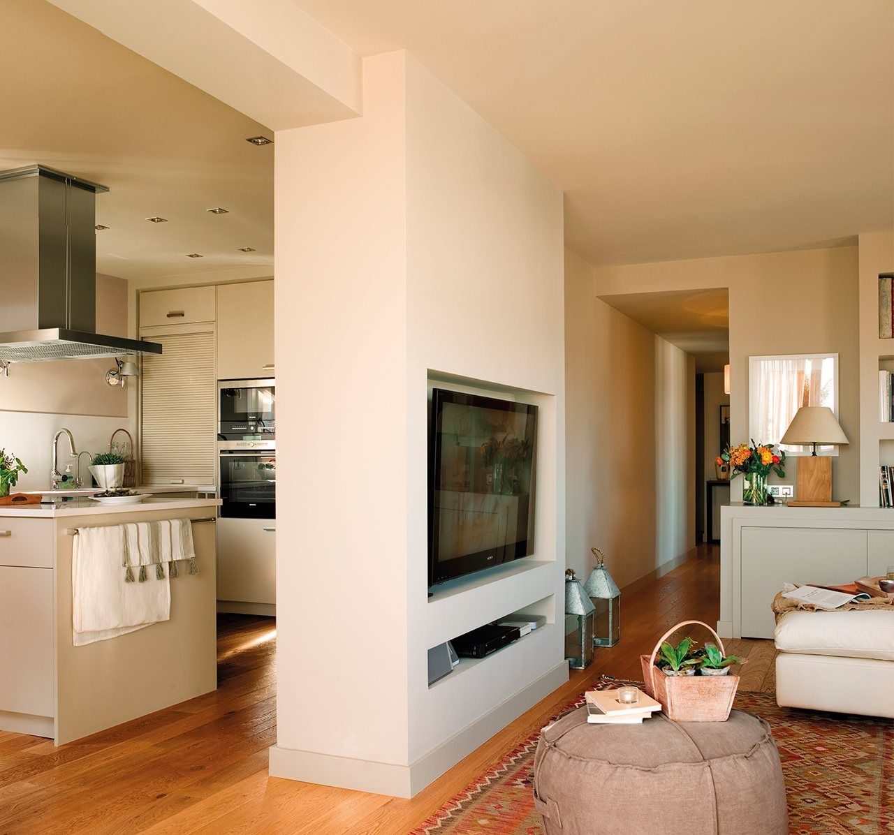 Estudi los metros y aprob con la mejor nota - Reformas pisos pequenos ...
