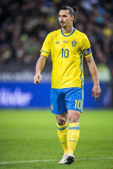 Zlatan Ibrahimovic Family Wife Age Height Weight Chicks Info Zlatan Ibrahimovic Football Is Life Soccer Players