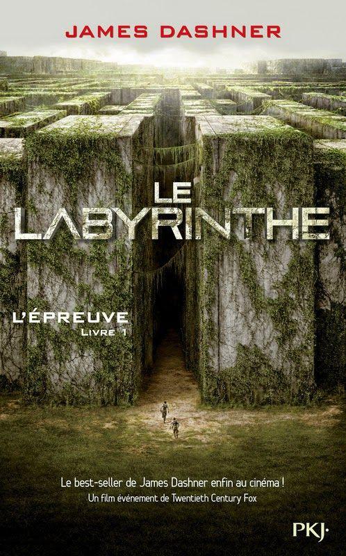 James Dashner, Le Labyrinthe (L'Épreuve 1) Labyrinthe