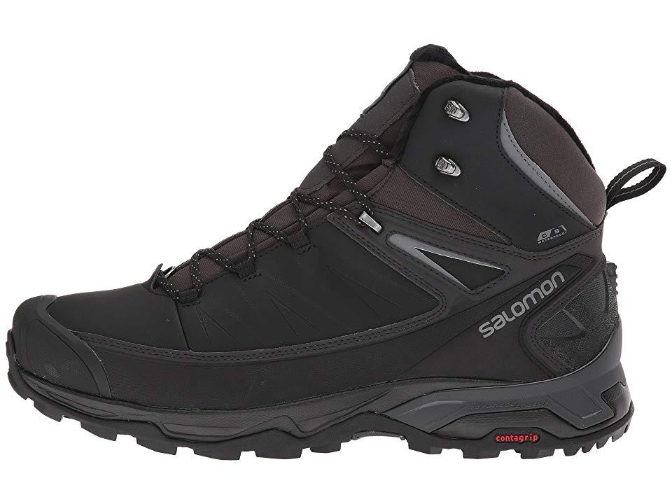the latest 1a5fe 2c138 Salomon X Ultra Mid Winter CS WP Men's Shoes Black/Phantom ...