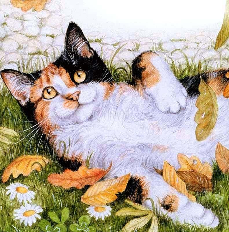 вами откроется коты и кошки картинки рисунки запросу надписи