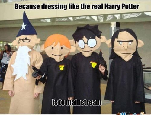 Who remembers these guys cause I still have the song stick in my head Snape snape Severus snape...