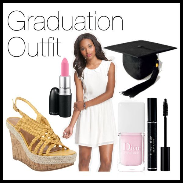 Graduation Day Outfit