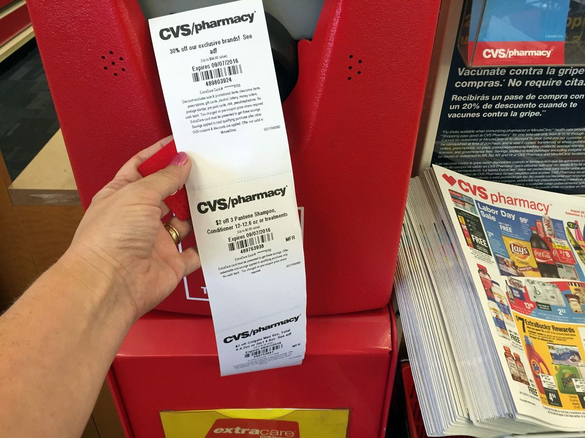 10 Easy Ways to Coupon Without a Printer Cvs couponing