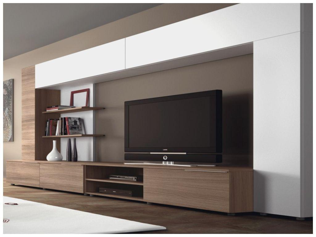 Meuble Tv Contemporain Design Meuble Tv Ecran Plat In 2020 Living Room Decor Modern Pallet Furniture Living Room Living Room Entertainment Center
