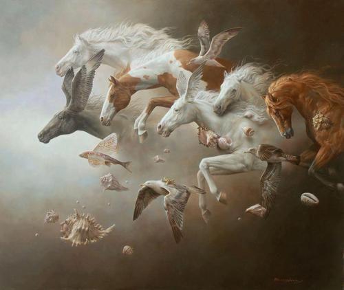 Resultado de imagen de HORSES CANCION