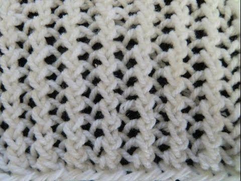 Knit Pattern Summer Dream Youtube Breisteken Pinterest