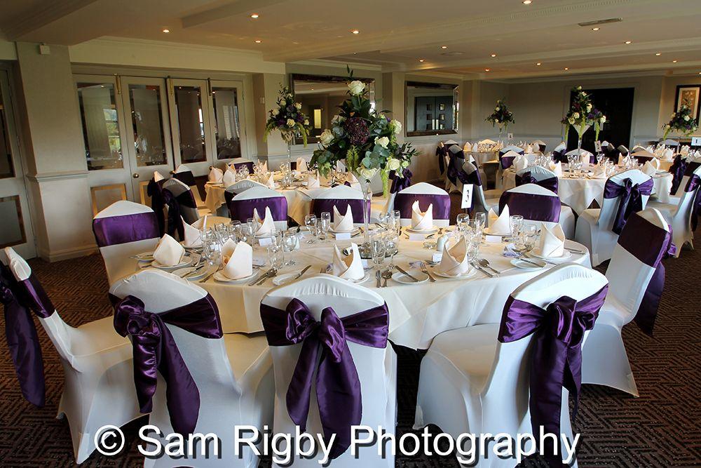 The Wrightington Hotel & Country Club (www.wrightingtonhotel.co.uk) the Wedding of Stephanie & Craig Topping, 4 October 2014 - Sam Rigby Photography