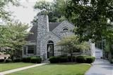 Sweet stone house in the heart of Chevy Chase.