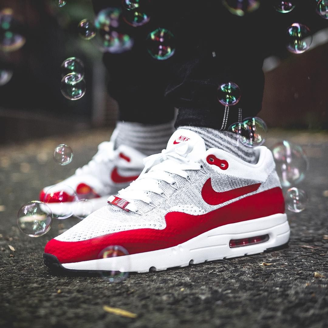 new style 62e89 9c110 Nike Air Max 1 Ultra Flyknit | Kicks in 2019 | Nike air max ...
