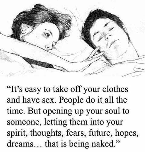 Opening Up Your Soul To Someone Favs Love Quotes Quotes Words
