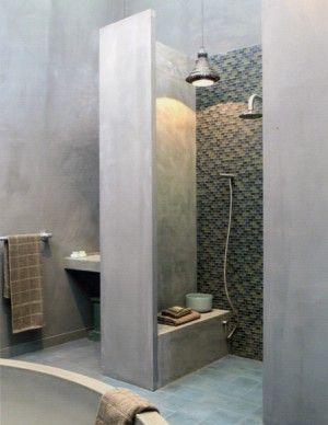 Inspiratie betonlookdesign interesse in betonstuc, betoncire ...