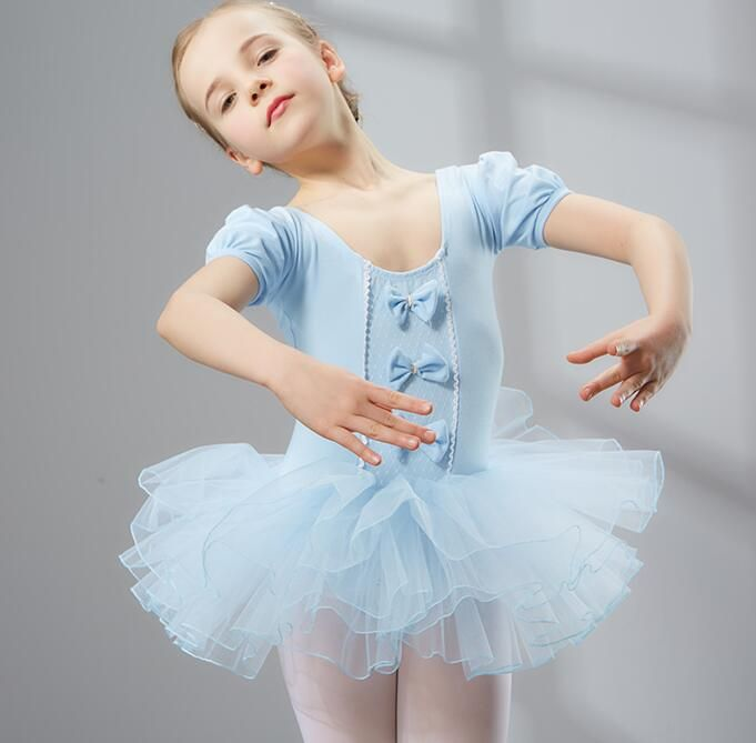 Stage & Dance Wear Motivated Ballet Dress For Children Leotard Children Dance Clothes Female New Professional Stage Performances Ballet Costume Cute Tutu Novelty & Special Use