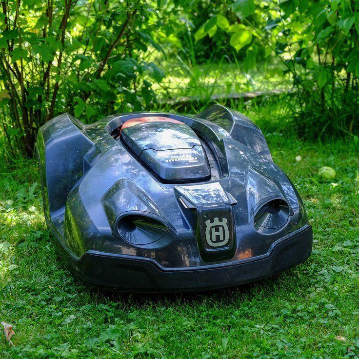 Husqvarna Automower 430x Ac Robotic Lawnmower Home