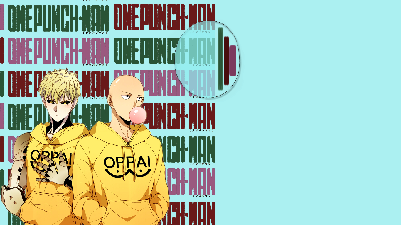 One Punch Man Desktop Wallpaper One Punch Man One Punch Man