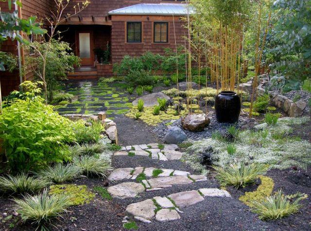 Jardines japoneses, para relajarse y meditar jardines japoneses