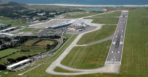 jersey airport england