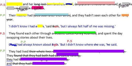 كيف تكتب قصة قصيرة عن إلتقاء شخصين مفقودين بعد فترة طويلة Linguistics Sayings Blog Posts