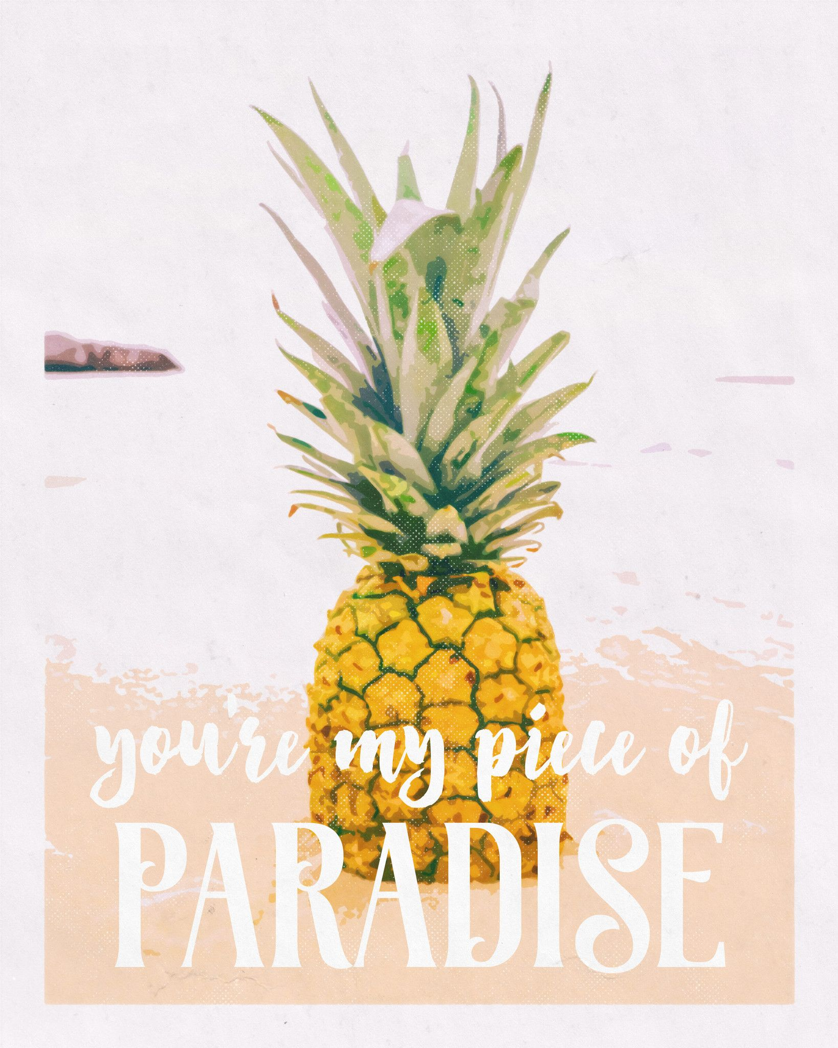 photograph relating to Free Printable Pineapple named Free of charge Pineapple Printables 4 Types ❤️pineapples