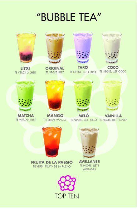Bubble Tea Minuman