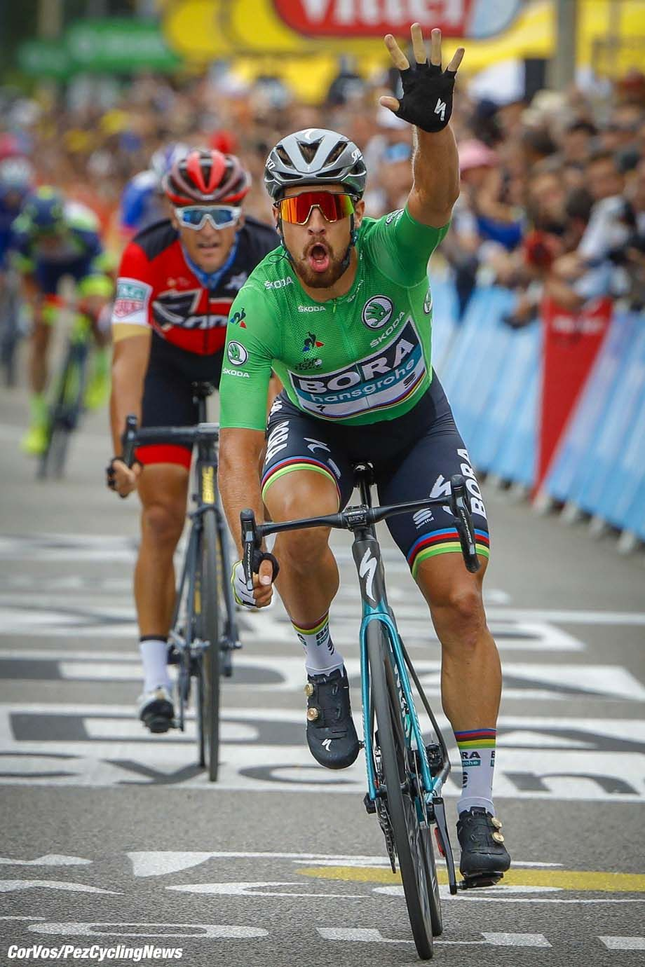 55a57fd6c5e1c9 Peter Sagan wins Stage 13 Tour de France 2018   Le Tour   Cycling ...