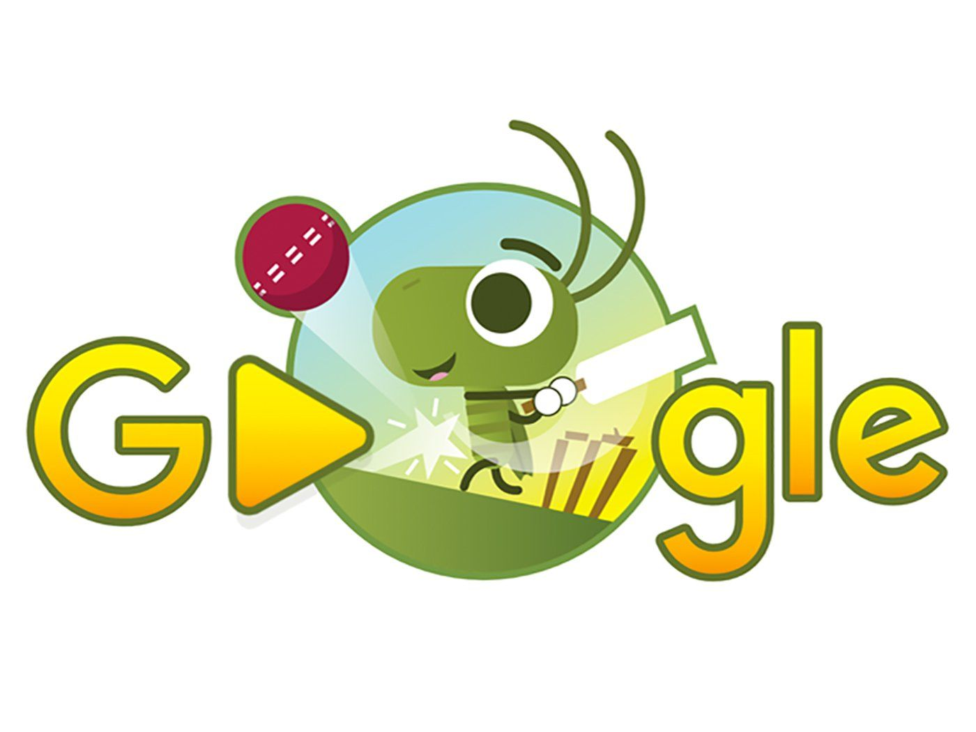 This Google Doodle Cricket Game Is Today S Best Distraction Google Doodles Cricket Games Doodles Games