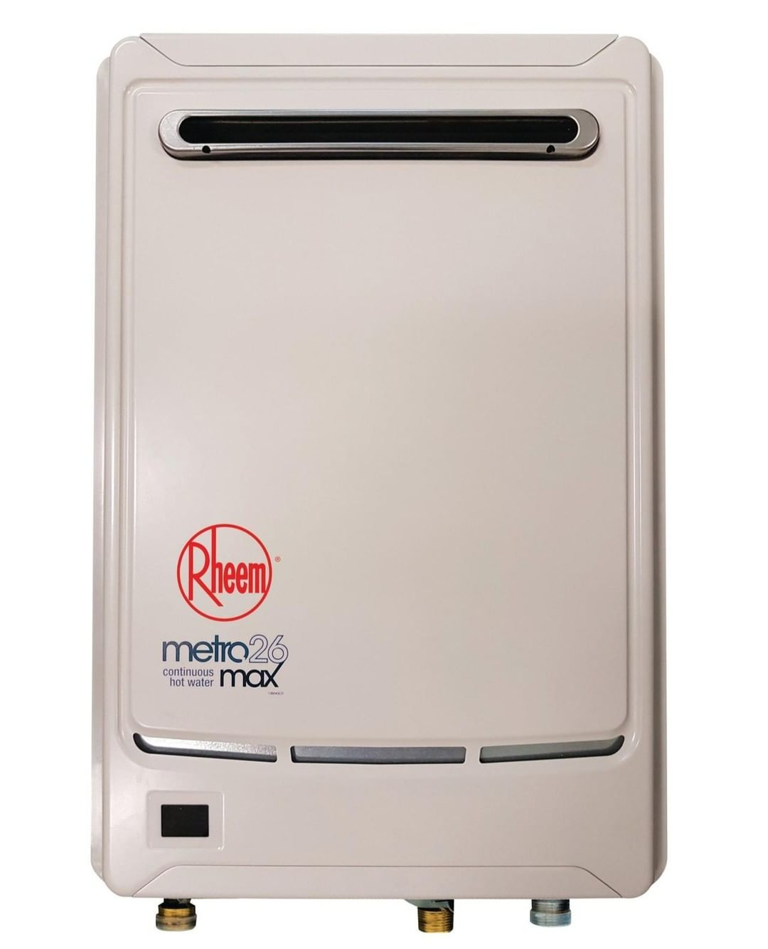 Never Run Out Of Hot Water Again With The Rheem Natural Gas Metro Continuous Flow Water Heater Available Now For Only 740 Rrp 1 660 99 With A 6 Star Effi
