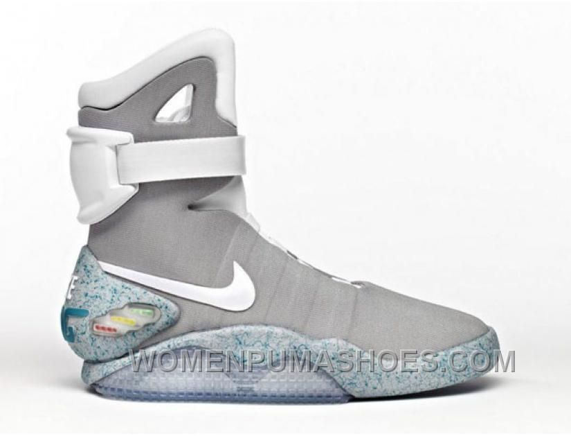 f50a2dc534e Nike Air Mag Back To The Future Limited Edition Shoes For Sale ...