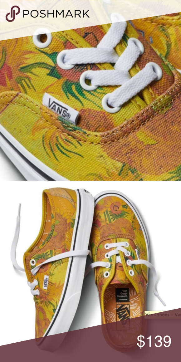 Gogh Vans 2018My In Closet Posh Van Vincent Authentic X Nwt thrdQsC