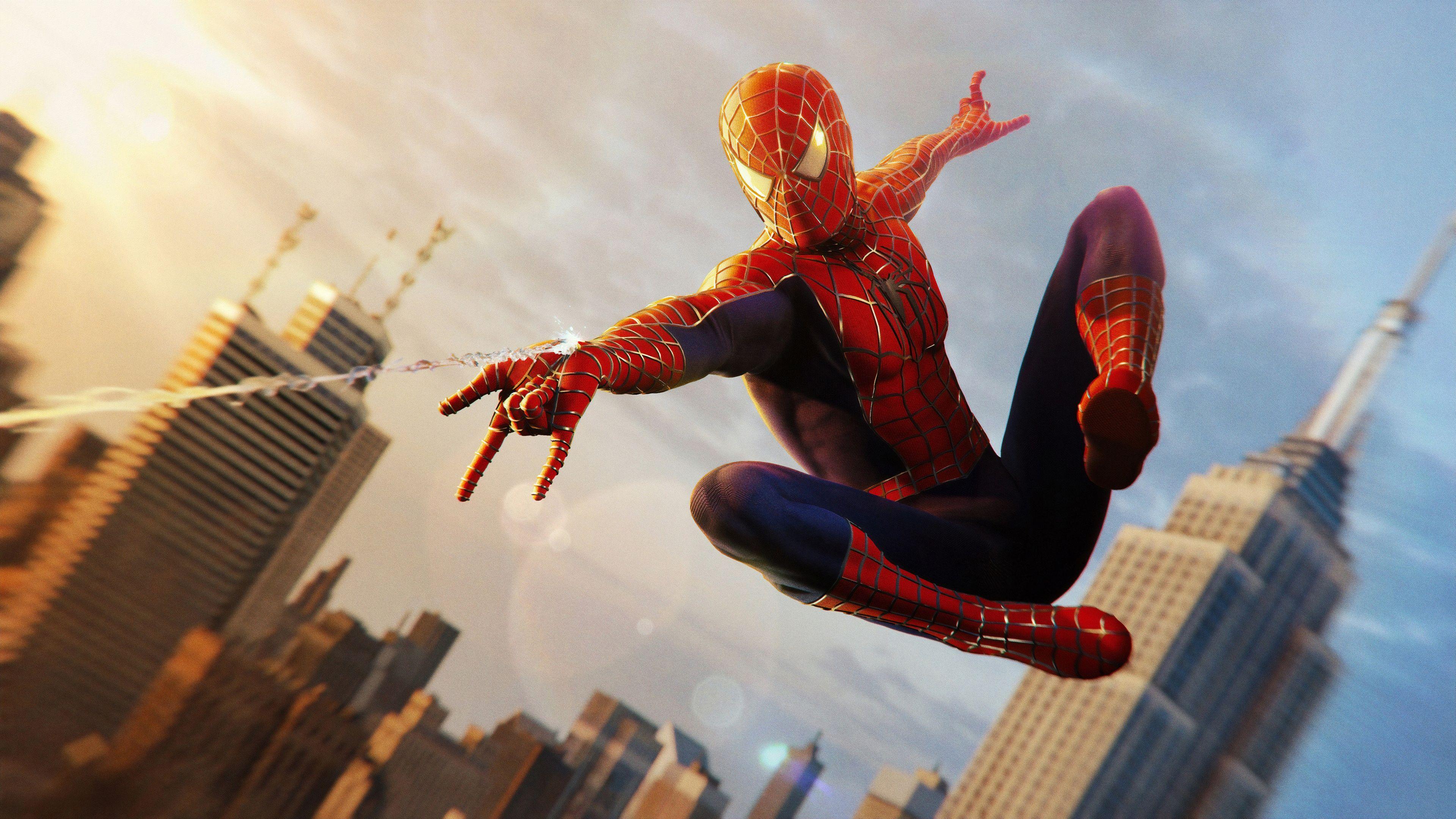 Spiderman 4k Superheroes Wallpapers Spiderman Wallpapers Hd Wallpapers 4k Wallpapers Spiderman Spiderman Ps4 Spiderman Sam Raimi