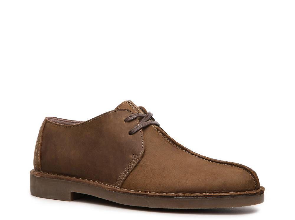 cd3a1269983 Clarks Men s Bushacre Trek Oxford Lace Up Casual Men s Shoes - DSW ...