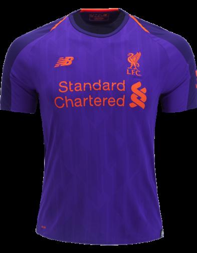 Jersey Liverpool Away 2018-2019 Terbaru  be858ebbd1