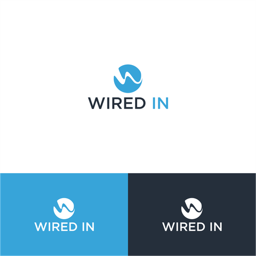 Wired In Wired In Needs A Punchy Modern New Logo For Its Custom Cable And Cable Infrastructure Products Custom Incoming Call Screenshot Infrastructure