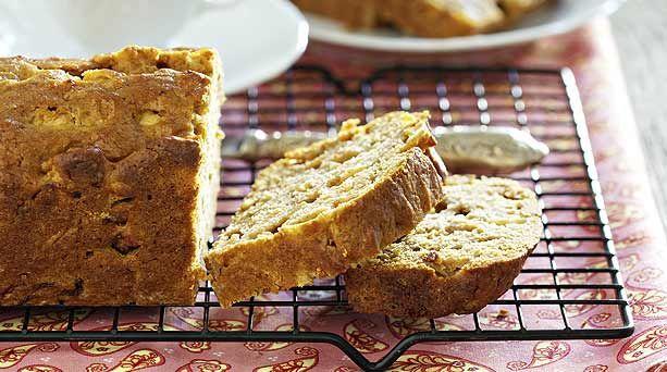 Una rebanada (o dos) de este rico y dulce pan de mantequilla y miel será perfecta para acompañar una taza de tu café favorito y empezar muy bien el día.