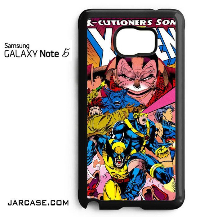 X men Marvel Comic Cover 8 Phone case for samsung galaxy note 5 and another devices