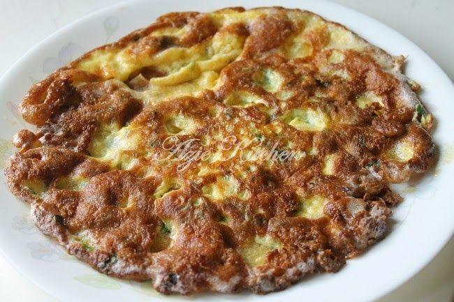 Azie Kitchen Telur Goreng Daun Bawang Sedap Low Calorie Dinners Food Malay Food