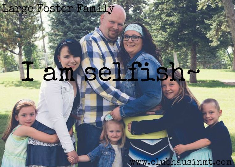 A little inside my world of Fostering and raising a large family.