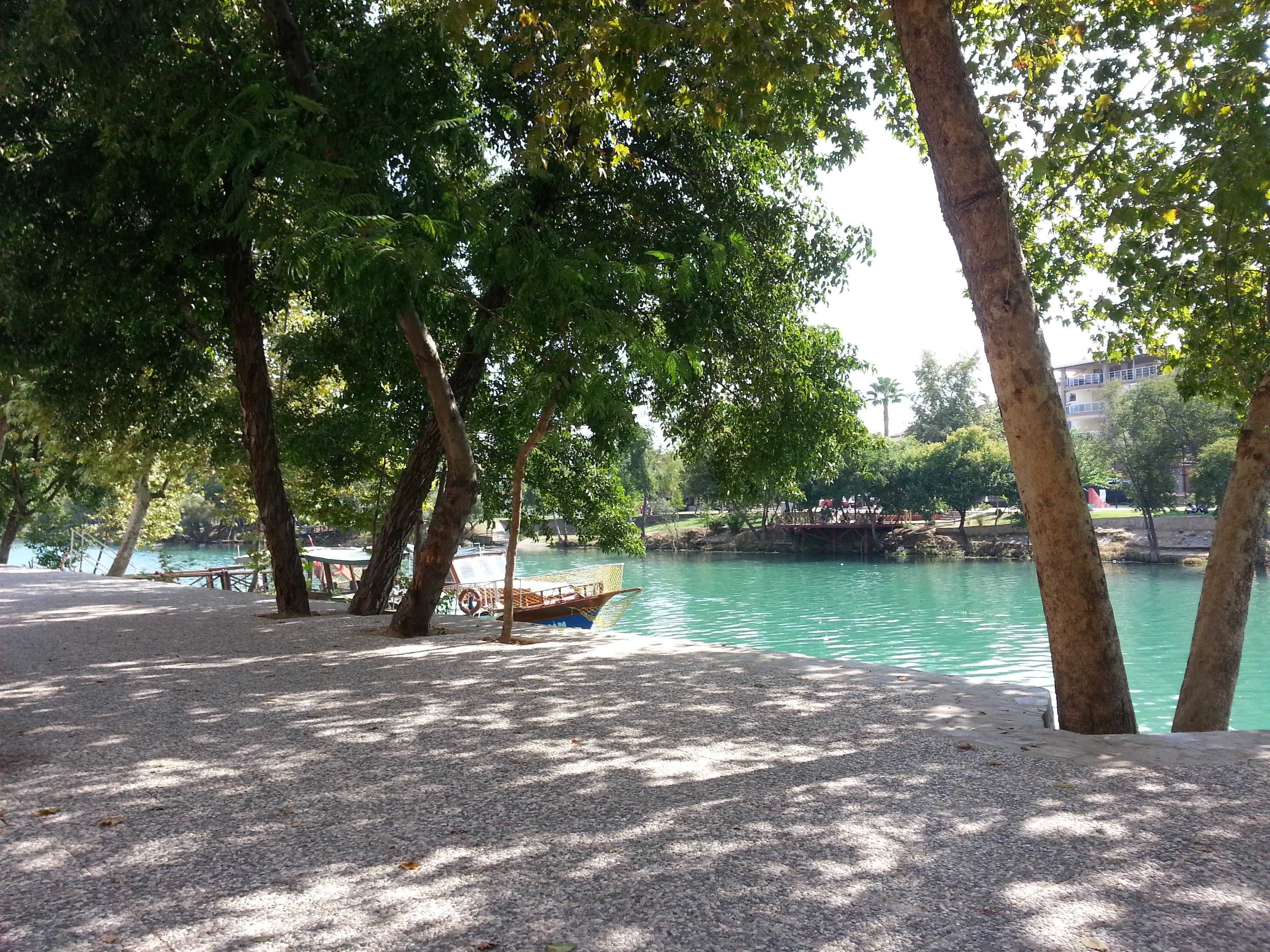 Manavgat River, Turkey