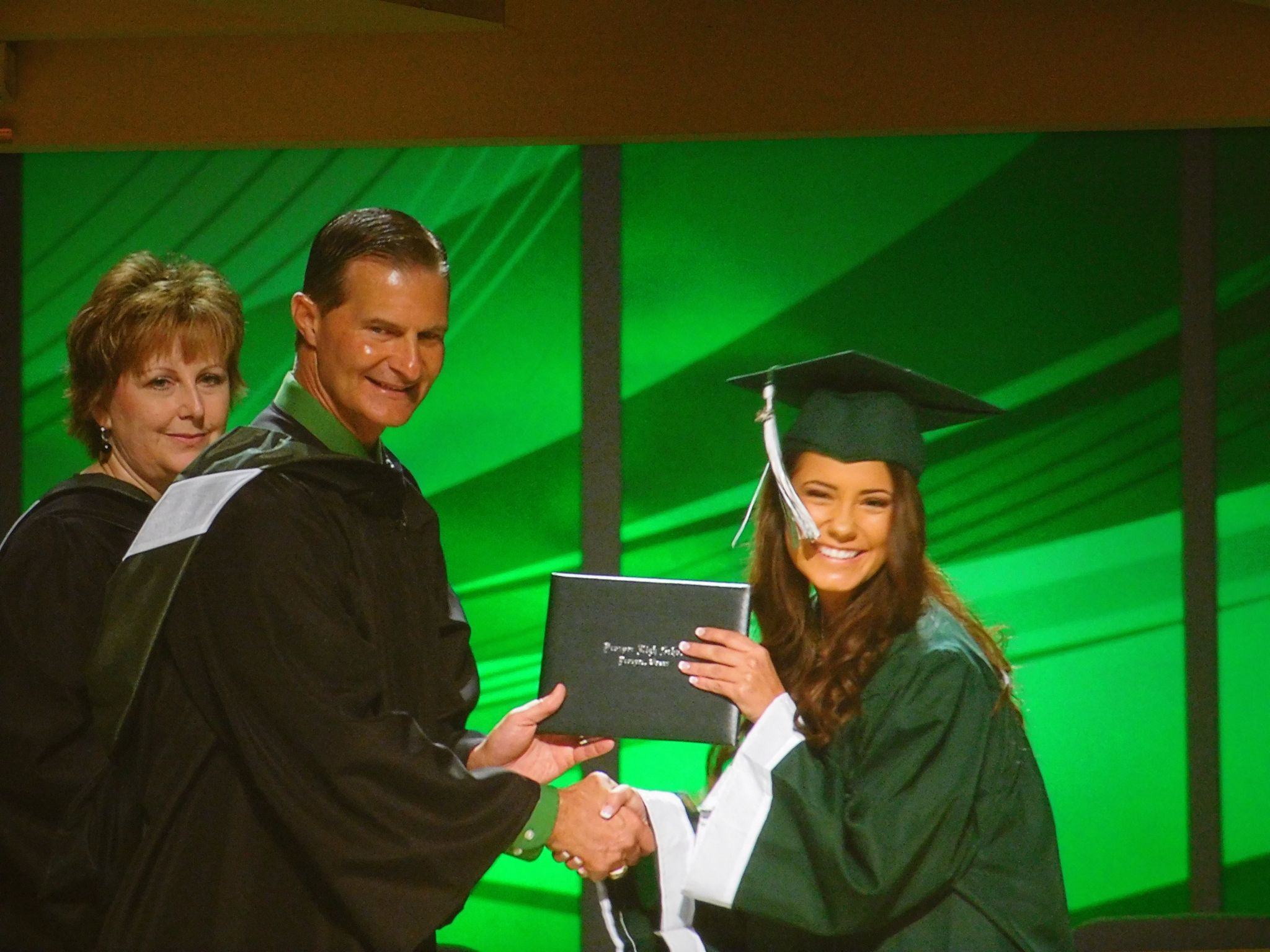 First Grandchild High School graduate!