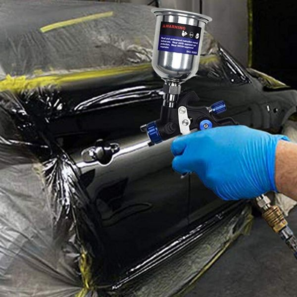 What Size Air Compressor Do I Need For Auto Painting in