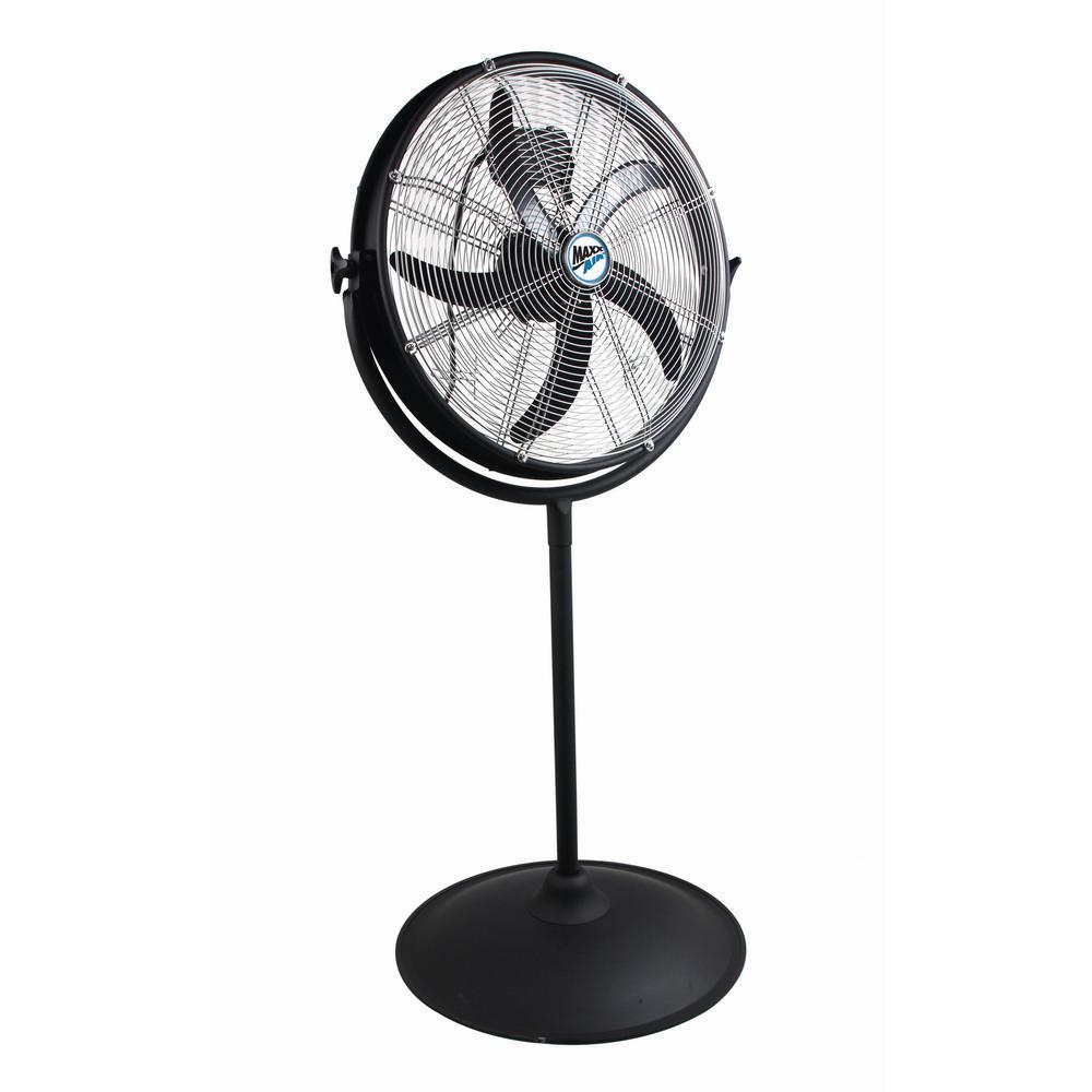 Maxxair 20 In Pedestal Fan With Outdoor Rating Hvpf 20 Or Pedestal Fan Floor Fans Fan