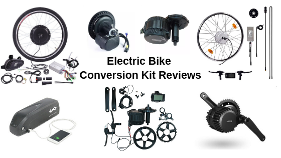 Electric Bike Conversion Kit Reviews All The Popular Brands