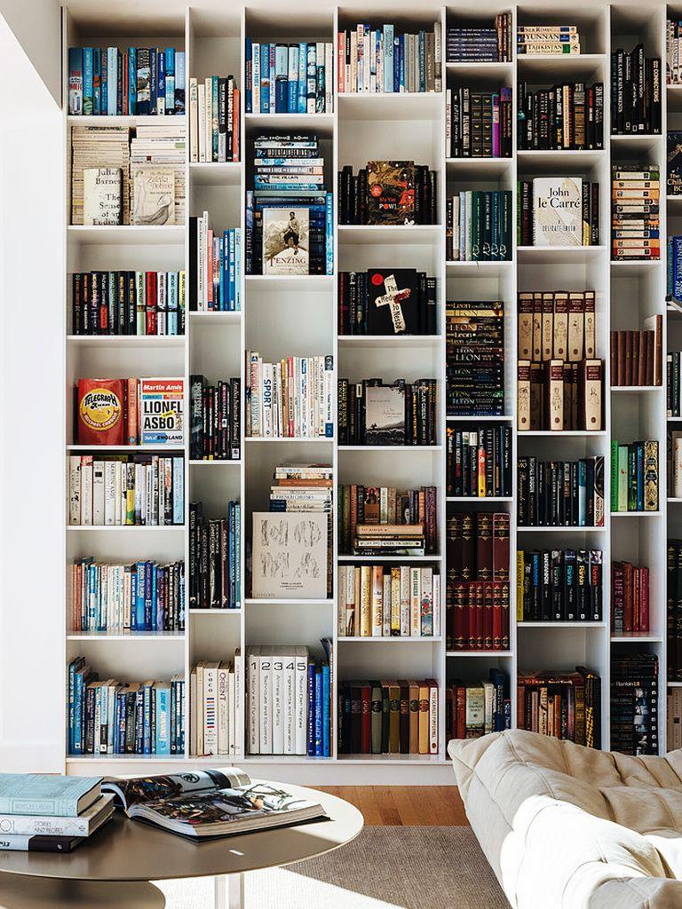 Ideas De Decoraci N Rosario Contreras Espacios Para Libros  # Muebles Gigante Rosario